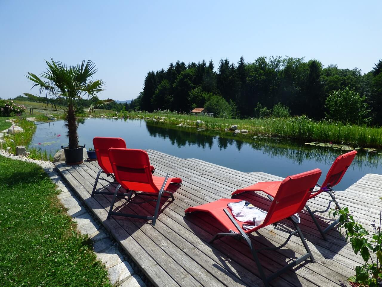 gartenteich so baust du den perfekten teich f r deinen garten. Black Bedroom Furniture Sets. Home Design Ideas