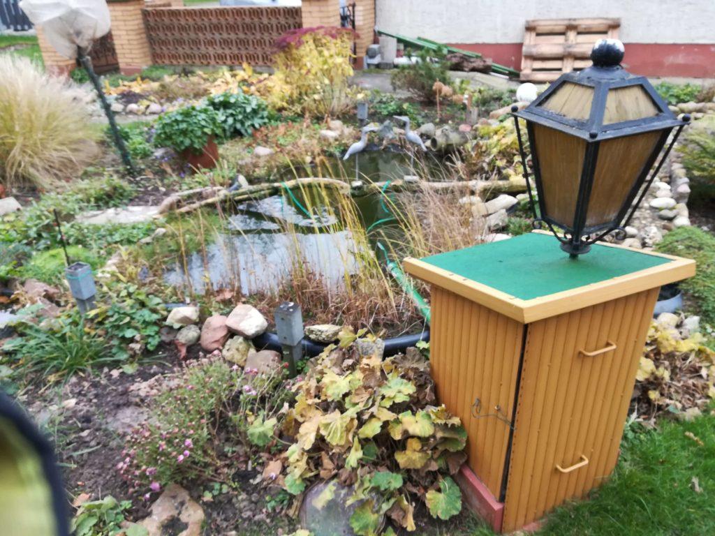 Finde den schönstn Gartenteich für Deinen Garten