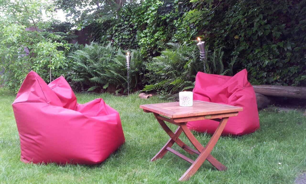 Lese hier wie Du viele Dekoartikel für den Garten machen kannst