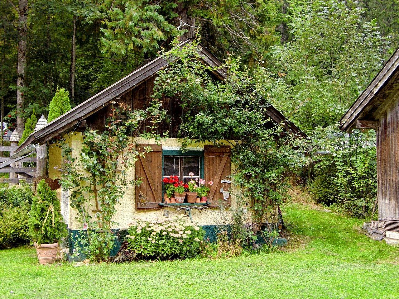Gartenhaus - Eine Wohlfühloase im eigenen Garten